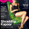 Shraddha Kapoor GQ India Magazine July 2014 Photos
