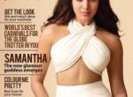 Samantha JFW Magazine September 2014 Photos