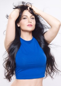 Actress Elli Avram Hot Photoshoot Pics Gallery