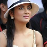 Actress Parul Yadav Hot Photos At CCL Match