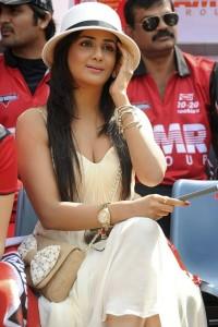 Actress Parul Yadav Hot Photos At CCL Match 3