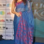 Actress Priyanka Chopra Latest Sexy Saree Pictures Gallery