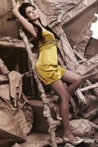 Actress Sonal Chauhan Sexy Photoshoot Photos