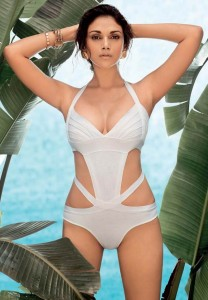 Aditi Rao Hydari Hot Bikini Photos in Maxim Magazine September 2013