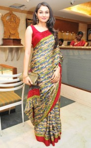 Andrea Jeremiah Latest Photos Gallery in Saree 9