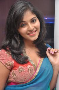Actress Anjali Sexy Photos At Masala Movie Audio Launch