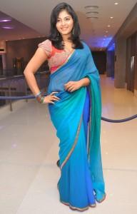 Anjali Hot Photos At Masala Movie Audio Launch 10
