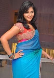 Anjali Hot Photos At Masala Movie Audio Launch 12