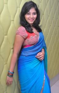 Anjali Hot Photos At Masala Movie Audio Launch 15