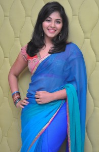 Actress Anjali Hot Photos At Masala Movie Audio Launch