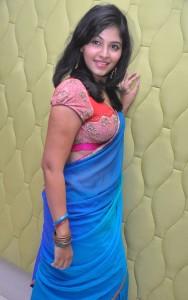 Anjali Hot Photos At Masala Movie Audio Launch 17