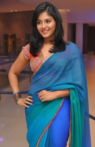 Anjali Hot Photos At Masala Movie Audio Launch 18