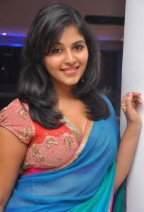 Anjali Hot Pics At Masala Movie Audio Launch