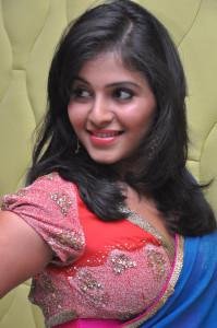 Anjali Hot Photos At Masala Movie Audio Launch 5