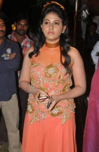 Anjali Latest Sexy Photos At Masala Movie Platinum Disc Function 2