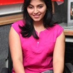 Anjali Sexy Photos At BIG FM 92.7 For Masala Movie Promotion