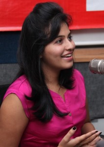 Anjali Sexy Photos At BIG FM 92.7 For Masala Movie Promotion 10