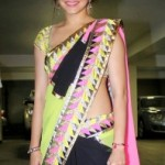 Anushka Sharma Latest Hot Sexy Saree Photos Gallery
