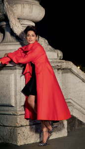 Chitrangada Singh Harpers Bazaar India Magazine November 2013 Photos 7
