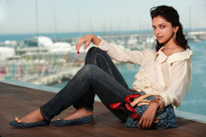 Deepika Padukone Louis Vuitton Magazine Photoshoot Stills