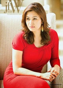 Jwala Gutta Hot Sexy JFW Magazine Photoshoot Photos 1