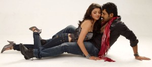 Kajal Agarwal Hot Photos in Naa Peru Shiva Movie 5