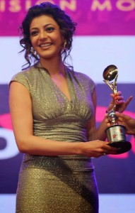 Kajal Agarwal Sexy Photos At Asiavision Movie Awards 2013