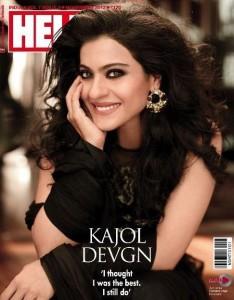 Kajol Hello India Magazine November 2013 Photoshoot Photos 8