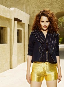 Kangana Ranaut  Harper's Bazaar India Magazine Photoshoot Photos 2