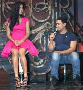 Katrina Kaif Hot Photos At Dhoom Machale Dhoom Song Launch Event 9