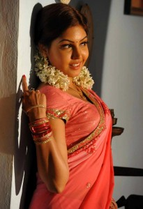 Komal Jha Latest Hot Photos Gallery in Saree 3