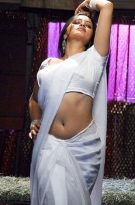 Navneet Kaur Hot Navel Show Photos
