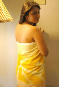 Nikitha Hot Photos in Apartment Movie