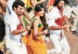 Priyanka Chopra Hot Images in Gunday Movie 3