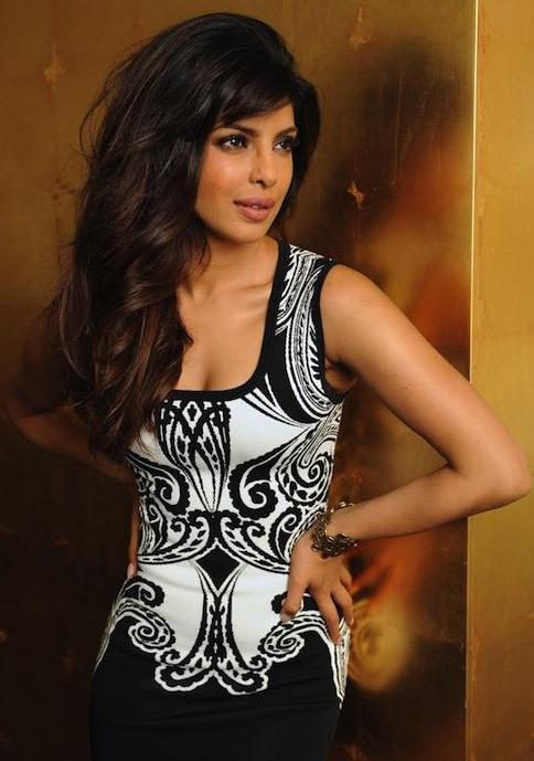 Priyanka Chopra Latest Guess Ad Photoshoot Photos