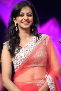 Rakul Preet Singh Hot Photos At Venkatadri Express Movie Audio Launch