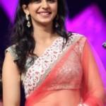 Rakul Preet Singh Hot Photos At Venkatadri Express Movie Audio Launch