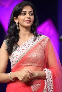 Rakul Preet Singh Hot Photos At Venkatadri Express Movie Audio Launch 2