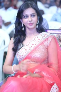 Rakul Preet Singh Hot Pictures At Venkatadri Express Movie Audio Launch