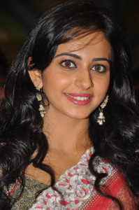 Rakul Preet Singh Hot Photos At Venkatadri Express Movie Audio Launch 9