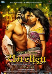 Ram Leela Movie HQ Posters, Wallpapers 1