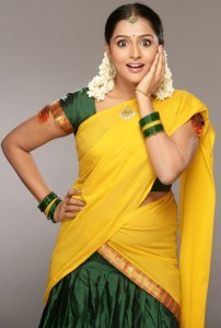 Remya Nambeesan Sexy Half Saree Pictures Gallery