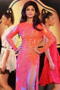 Shilpa Shetty Hot Photos At BPFT 2013