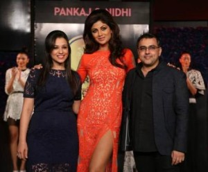 Shilpa Shetty Hot Ramp Walk Photos At BPFT 2013