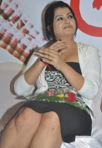 Sona Hot Photos At Meiyyazhagi Movie Trailer Launch