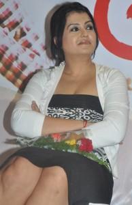 Kollywood Actress Sona Latest Hot Photos At Meiyyazhagi Movie Trailer Launch