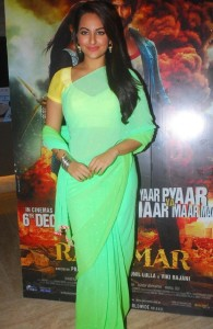 Sonakshi Sinha Sexy Photos At R Rajkumar Movie Trailer Launch 1