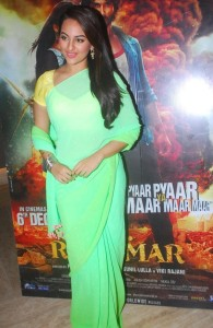 Sonakshi Sinha Sexy Photos At R Rajkumar Movie Trailer Launch 2