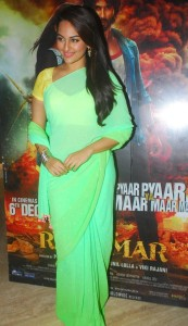 Sonakshi Sinha Sexy Photos At R Rajkumar Movie Trailer Launch 3