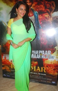 Sonakshi Sinha Sexy Photos At R Rajkumar Movie Trailer Launch 4